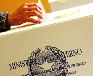 urna elettorale (foto di archivio)