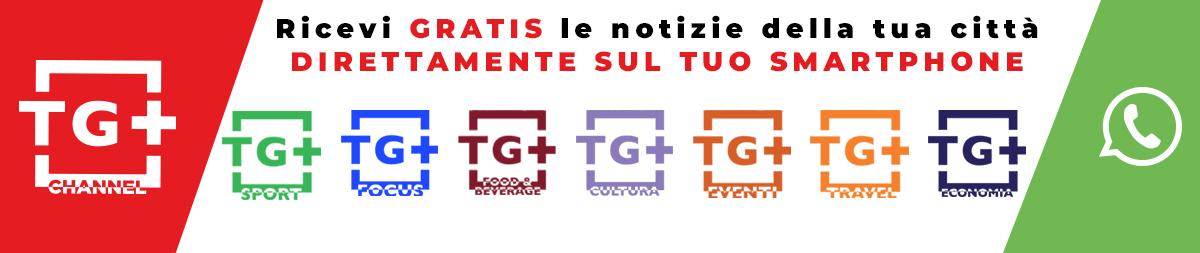 Iscriviti gratuitamente a Social TG+