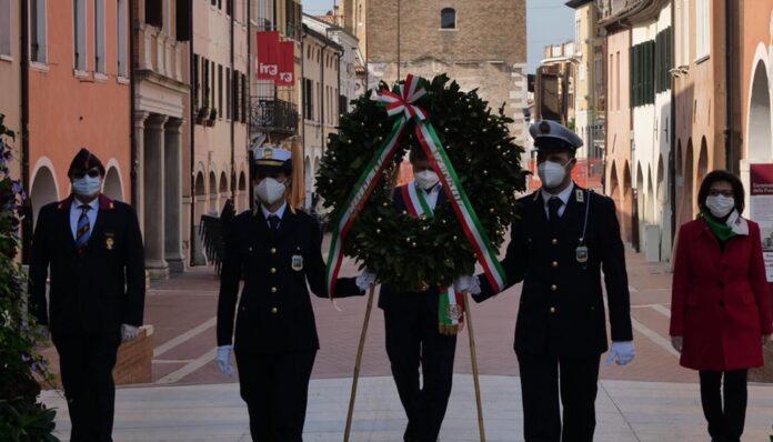 Festa della Liberazione, Brugnaro a Mestre