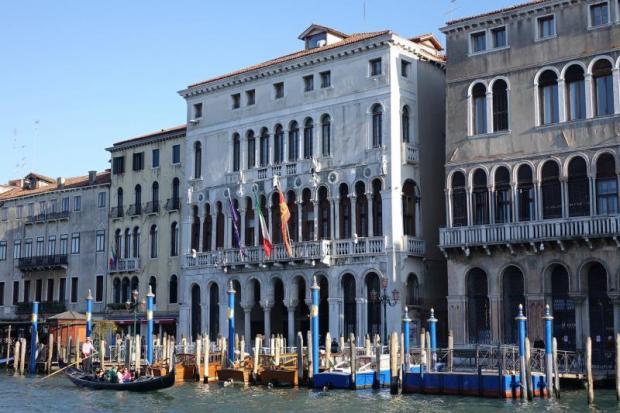 Ca' Farsetti, sede del Municipio di Venezia
