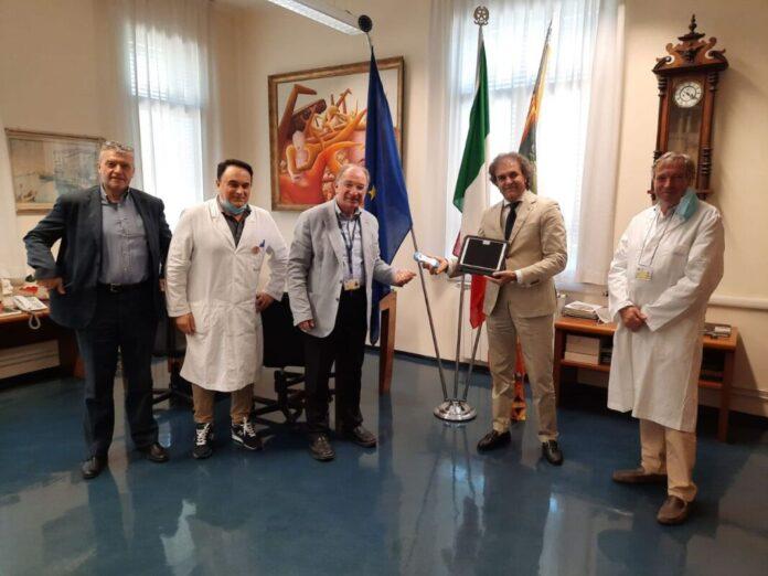 Donazione Rotary Chioggia