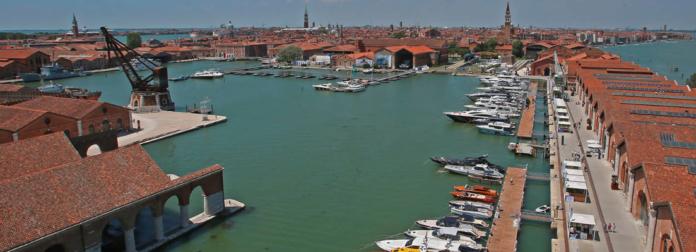 Bacino dell'Arsenale di Venezia