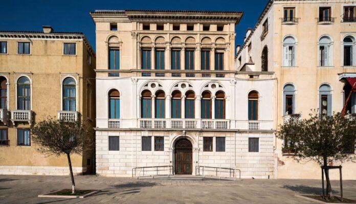 Facciata Palazzo V-A-C Zattere