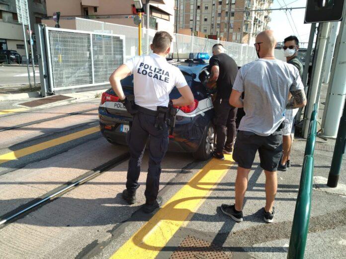 Operazione Polizia Locale Venezia