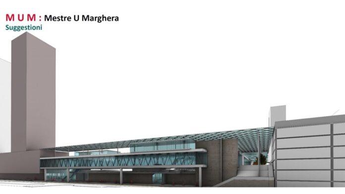 progetto piastra Mestre-Marghera