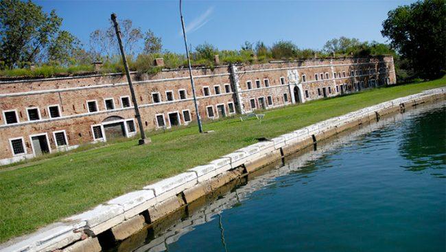 Forte Marghera (foto di archivio)