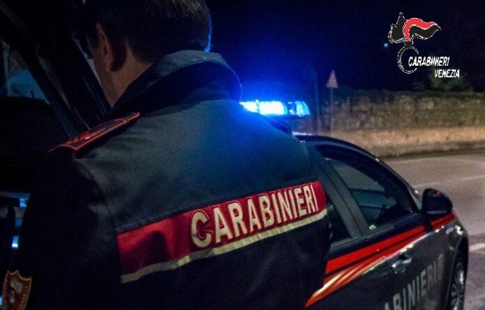 Carabinieri di Spinea in azione