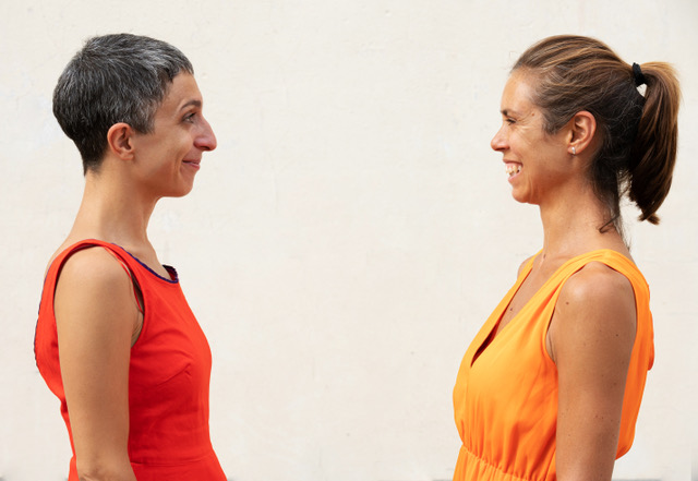 Susi Danesin e Isabella Moro