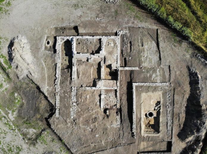 Gli scavi delle Antiche Mura di Jesolo