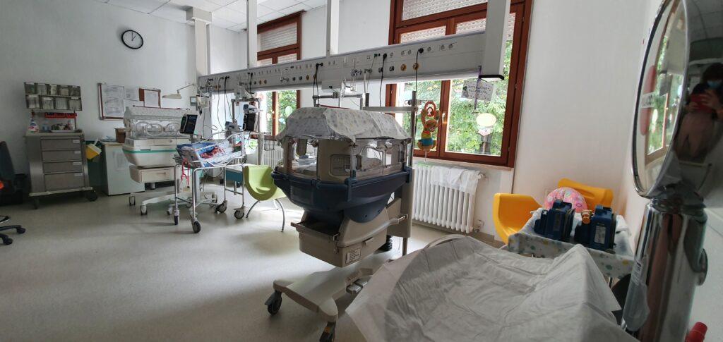 Una camera delle mamme nutrici a Mirano
