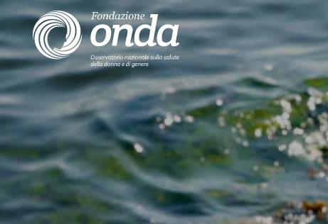 Il logo della Fondazione Onda