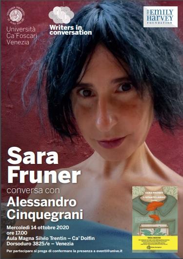 Locandina Sara Fruner