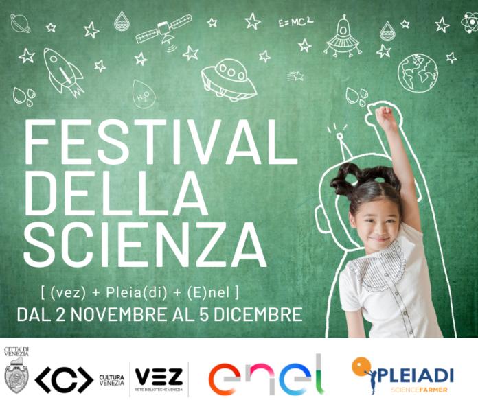 Locandina del Festival della Scienza