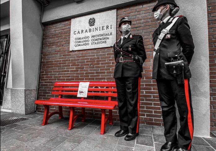I Carabinieri impegnati nella lotta alla violenza di genere