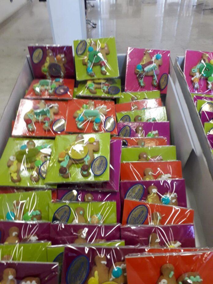 I dolci di San Martino consegnati alle scuole