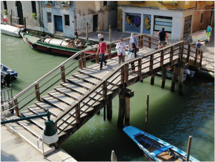 Ponte Loredan a Cannareggio