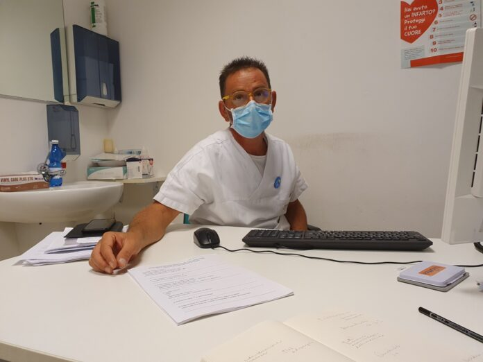 Il dottor Pier Luigi Righetti