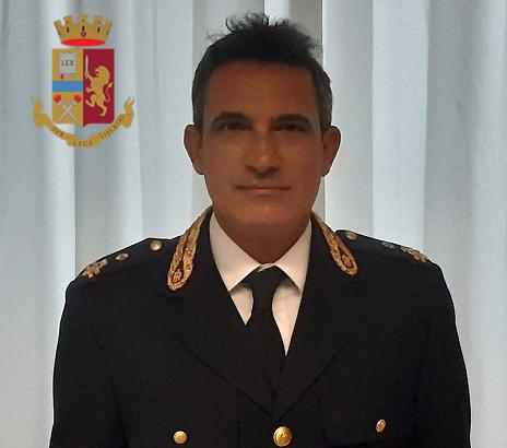 Francesco Zerilli, Dirigente del Compartimento Polfer Veneto
