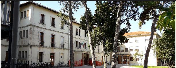La scuola per l'Infanzia Gabelli al Lido di Venezia