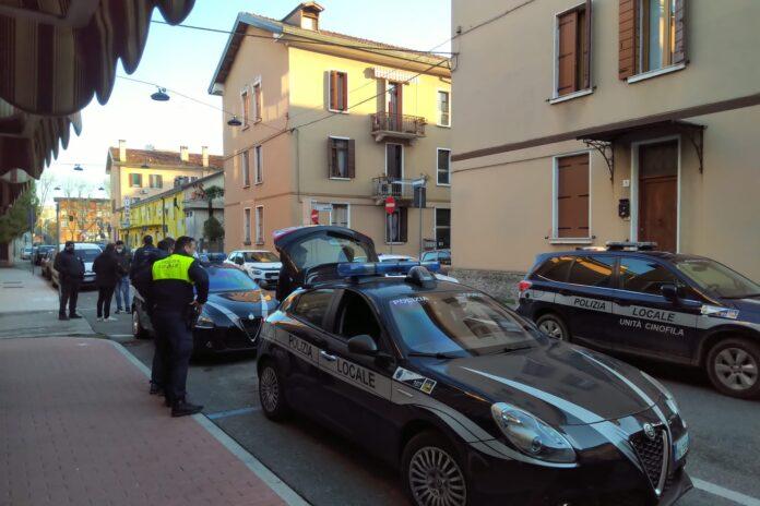 L'operazione antidroga della Polizia Locale di Venezia