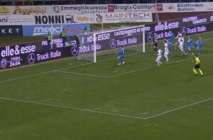 Il goal di Mazzocchi