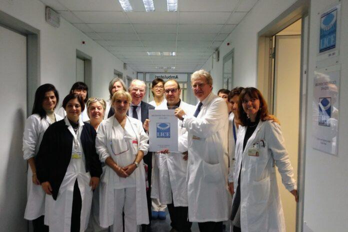 L'équipe di Neurologia dell'Ospedale Civile guidata dal dottor Paladin
