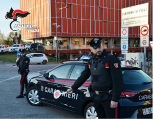 I Carabinieri di San Donà di Piave