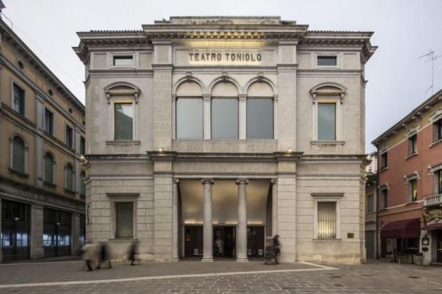 Il Teatro Toniolo