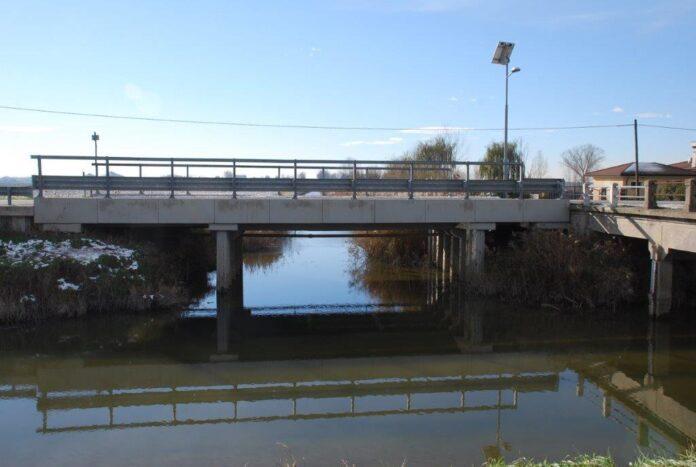 Il ponte sul canale Bastanzi ad Eraclea