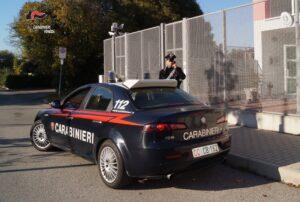 I Carabinieri di Spinea in azione