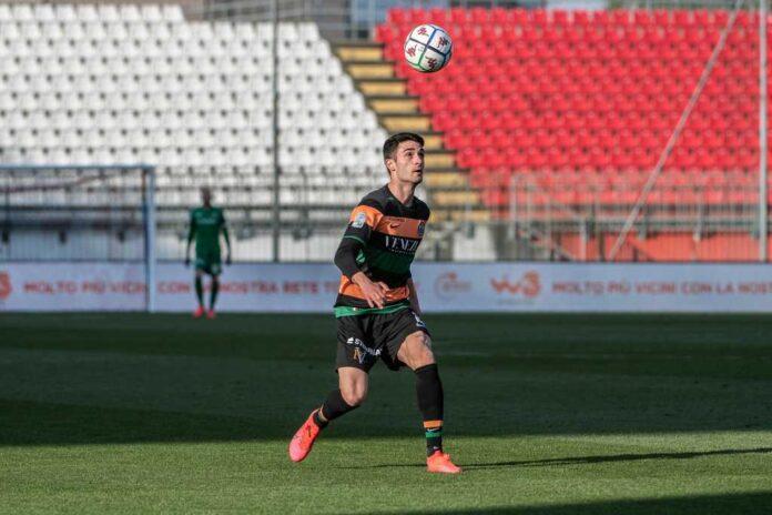 Gabriele Ferrarini (foto: sito Venezia FC)