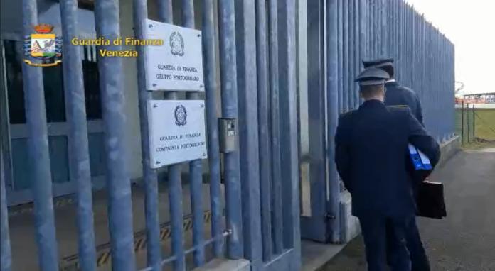 La Guardia di Finanza di Venezia - sezione di Portogruaro
