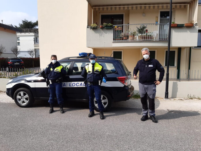 La Polizia Locale di Jesolo