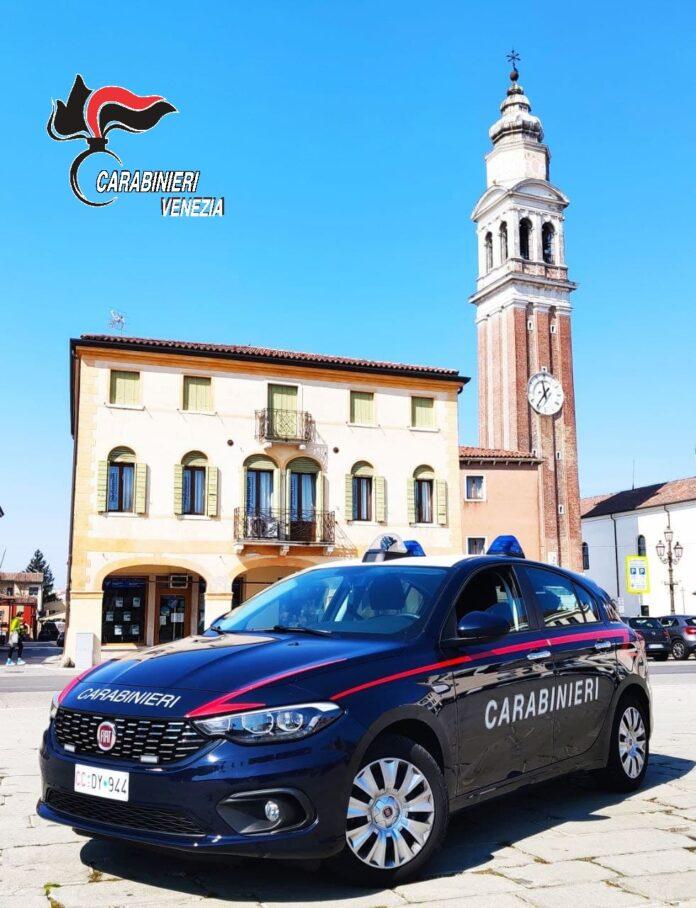 I Carabinieri di Mirano