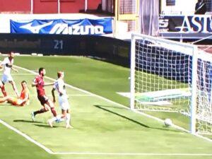 Il goal di Bocalon