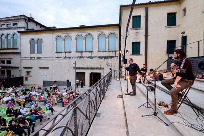 Concerto in Piazzetta Malipiero (foto d'archivio)