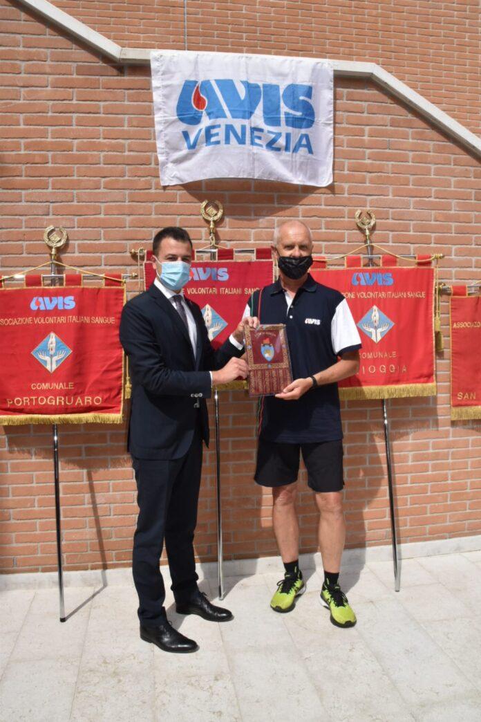 Maurizio Grandi ricevuto dall'assessore Venturini