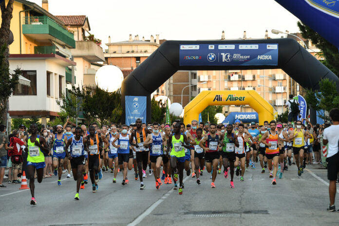 La Jesolo Moonlight Half Marathon - foto di Matteo Bertolin