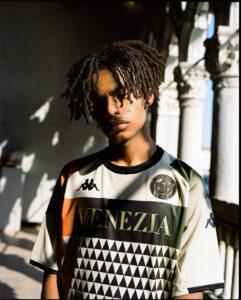 La nuova maglia away del Venezia FC