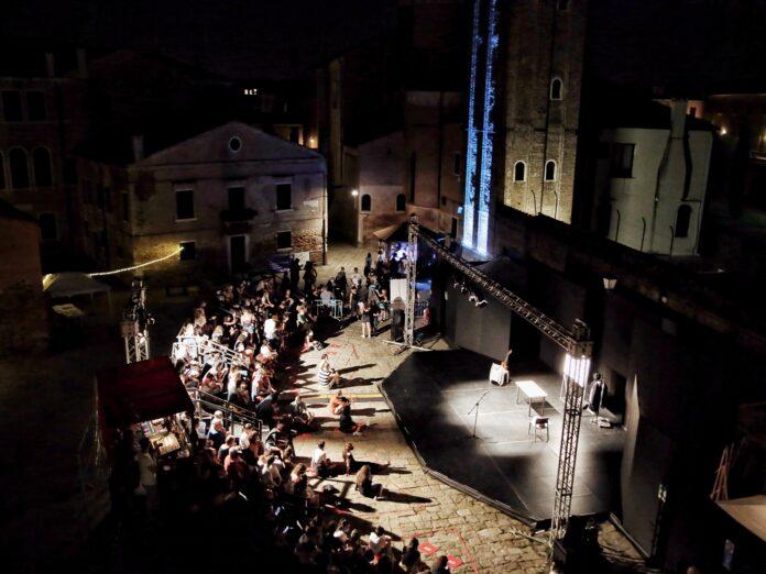 Venice Open Stage (foto d'archivio)