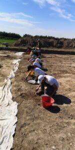 Studenti di Archeologia ad Altino