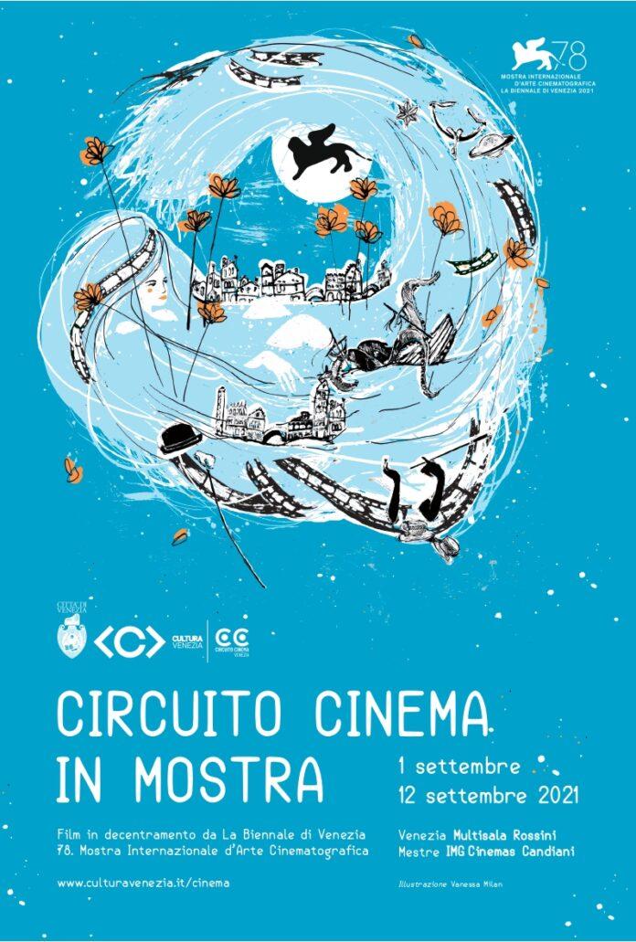 Circuito Cinema in Mostra - la Locandina