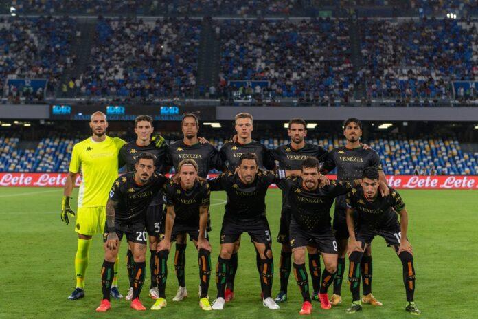 La formazione del Venezia FC