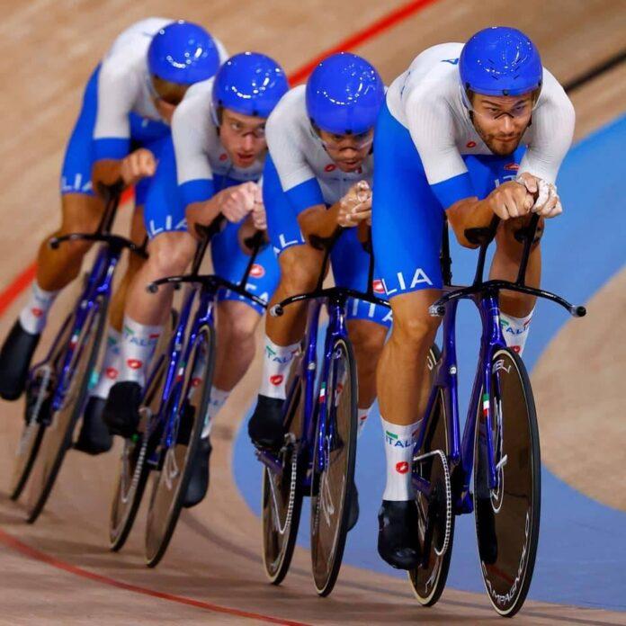 Il Quartetto Azzurro (foto: pagina Facebook del Comune di Mirano)