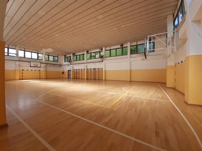 Palestra Scuola Media Trentin