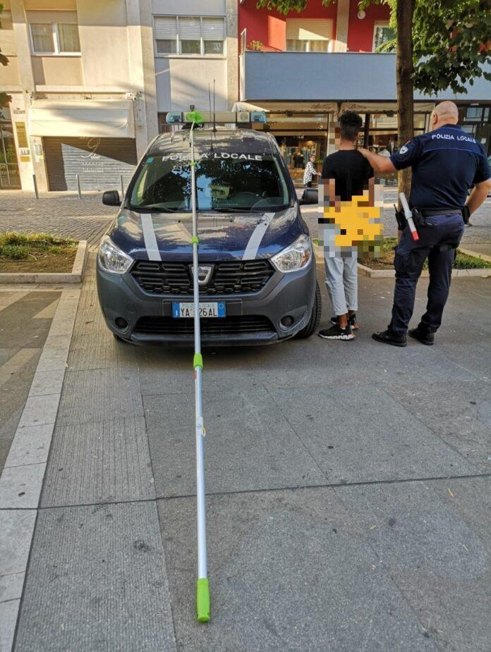 Spacciatore arrestato dalla Polizia Locale di Venezia