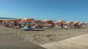 Spiaggia Cavallino-Treporti a Ferragosto