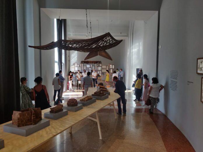 Visitatori alla Biennale Architettura