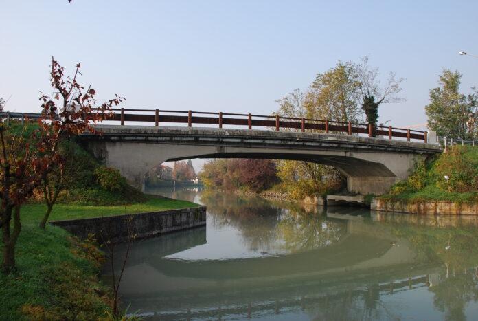 """Il ponte """"Alto"""" a Paluello"""