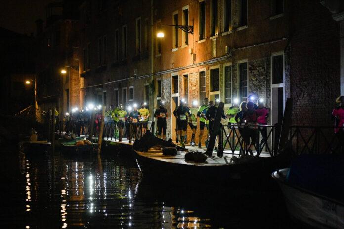 Il Venice Night Trail (foto di archivio)